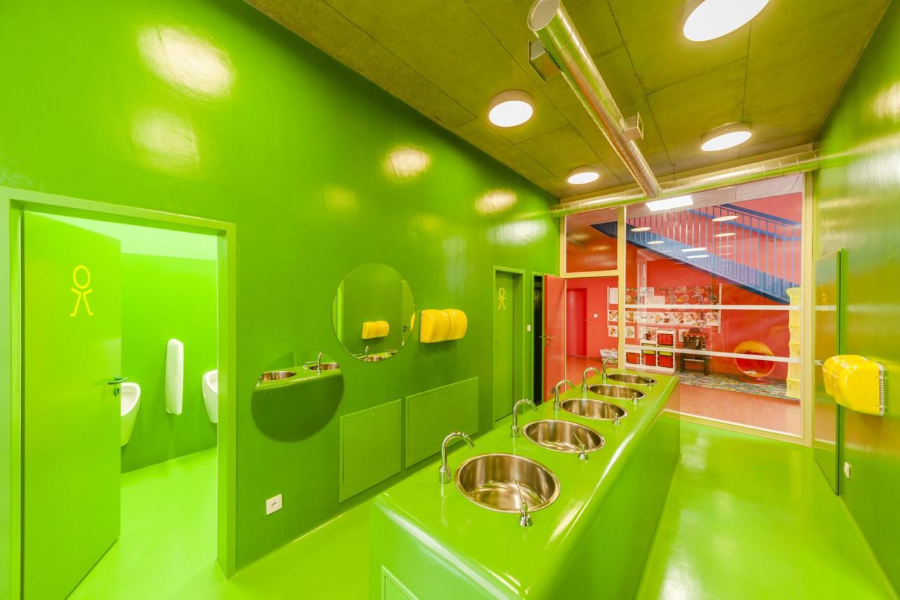 Elementary School Restroom Design